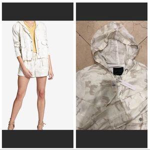 Sanctuary Camo Nova Hooded Jacket
